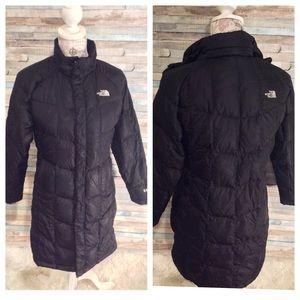 The North Face Black Girls Coat Parka Jacket L